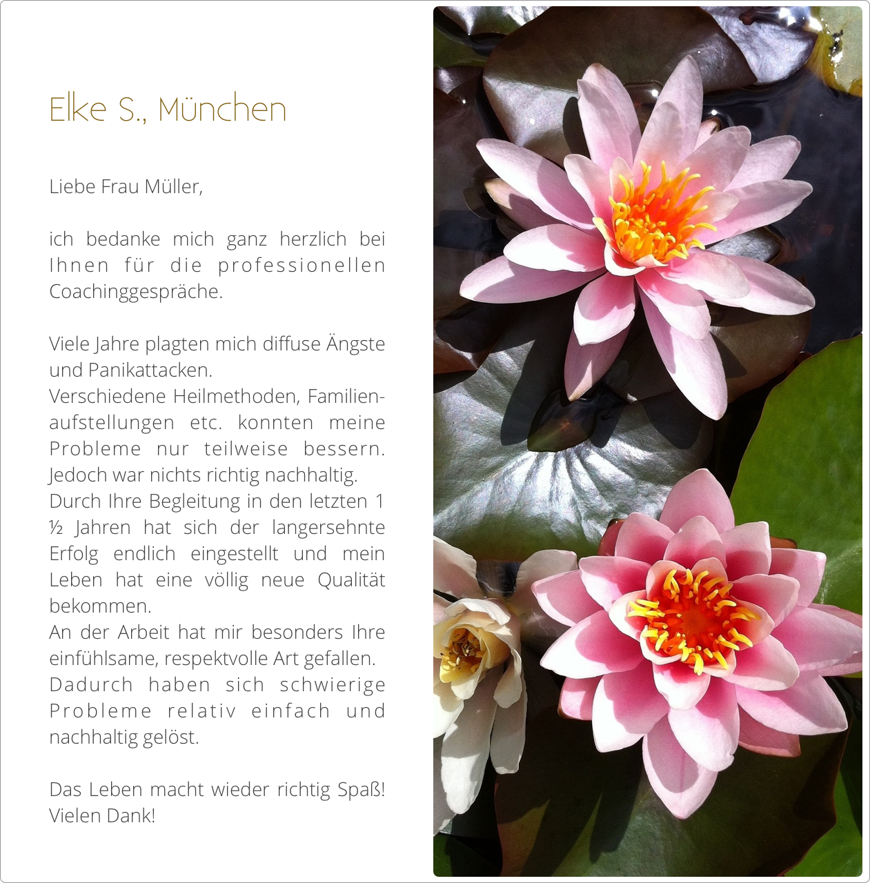 Herzenswege.eu - by Grit Müller